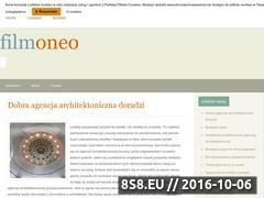 Miniaturka domeny www.filmoneo.pl