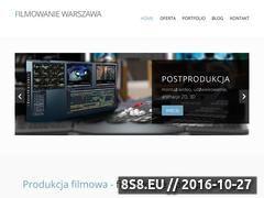 Miniaturka domeny filmowanie-warszawa.com.pl