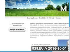 Miniaturka domeny filtrywentylacja.pl