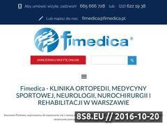 Miniaturka domeny fimedica.pl