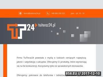 Zrzut strony Finanse tu i teraz 24.pl - Informacje finansowe