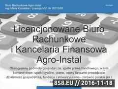 Miniaturka domeny www.finanseipodatki.pl