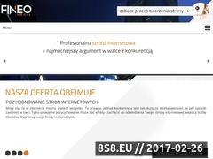 Miniaturka domeny fineomedia.pl