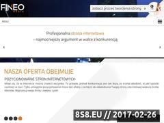 Miniaturka Sklepy internetowe Lublin (fineomedia.pl)