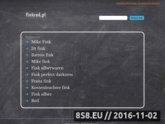 Miniaturka domeny finkred.pl