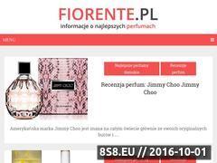 Miniaturka domeny fiorente.pl