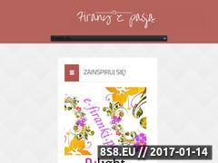 Miniaturka domeny www.firanyzpasja.pl