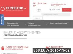 Miniaturka domeny firestop.pl