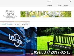 Miniaturka domeny firma-ogrod.pl