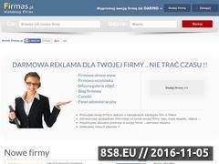 Miniaturka domeny firmas.pl