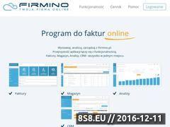 Miniaturka domeny www.firmino.pl