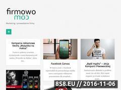 Miniaturka domeny firmowo.com