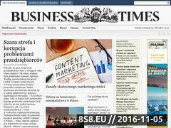 Miniaturka domeny firmy.businesstimes.pl