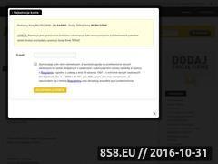 Miniaturka domeny www.firmy.eu