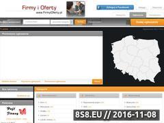 Miniaturka domeny www.firmyioferty.pl