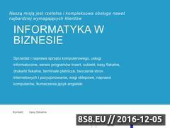 Miniaturka domeny www.fiskalki.pl