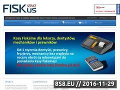 Miniaturka domeny fiskus.net.pl