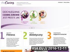 Miniaturka domeny fitcurves.pl