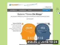 Miniaturka domeny fitnessdlamozgu.neurogra.pl