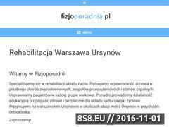 Miniaturka domeny fizjoporadnia.pl