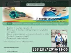 Miniaturka domeny fizjoterapia-kaczmarek.pl