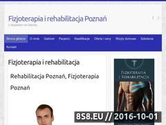 Miniaturka domeny www.fizjoterapia-rehabilitacja.pl