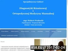 Miniaturka domeny fizjoterapiaczempin.pl