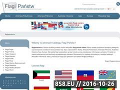 Miniaturka domeny www.flagipanstw.eu