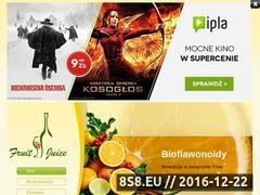 Miniaturka domeny www.flavon.iscool.pl