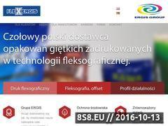 Miniaturka domeny www.flexergis.eu