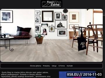 Zrzut strony Podłogi drewniane - salon w Gdyni - panele, parkiety, deski