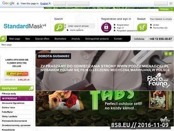 Zrzut strony Artykuły do domowej uprawy roślin i hodowli zwierząt
