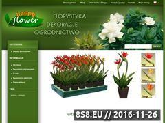 Miniaturka domeny www.florahurt.pl
