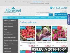 Miniaturka domeny florexpol.eu
