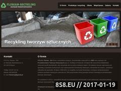 Miniaturka domeny florianrecykling.pl