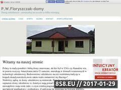 Miniaturka domeny floryszczakdomy.manifo.com