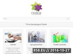 Miniaturka domeny www.flostar.pl