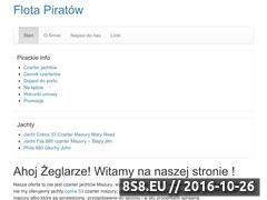 Miniaturka domeny www.flotapiratow.pl