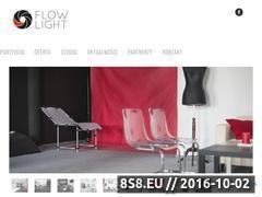 Miniaturka domeny flowlight.pl