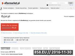 Miniaturka domeny flyjet.pl