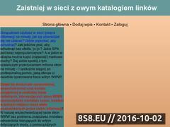Miniaturka domeny www.folia-stretch.net.pl