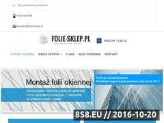 Miniaturka domeny folie-sklep.pl