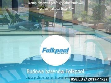 Zrzut strony Budowa basenów