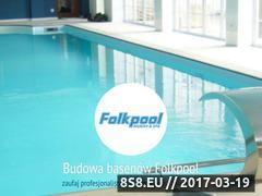 Miniaturka domeny www.folkpool.pl