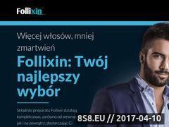 Miniaturka domeny follixin.pl
