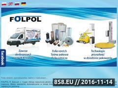 Miniaturka domeny www.folpol.pl