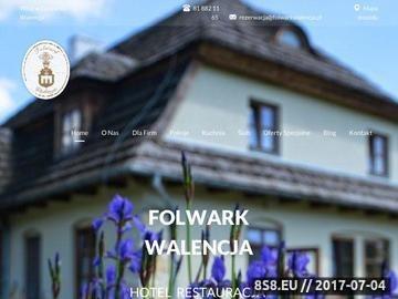 Zrzut strony Hotel Kazimierz Dolny