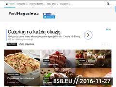Miniaturka domeny foodmagazine.pl