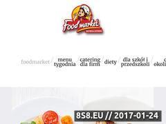 Miniaturka domeny foodmarket.pl