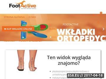 Zrzut strony Ostroga piętowa - leczenie